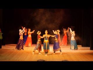 Васанта 2015 - Наваратна - Bharatanatyam & Indian Fusion