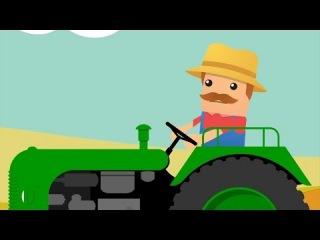 Ali Baba'nın Çiftliği - Çocuk Şarkısı