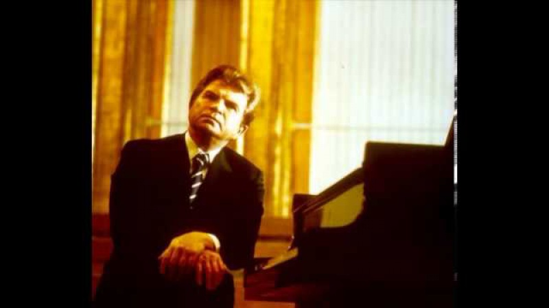 Emil Gilels - Beethoven - 32 Variations in C minor, WoO 80