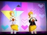 MMD Tsukema Tsukeru Anon and Kanon