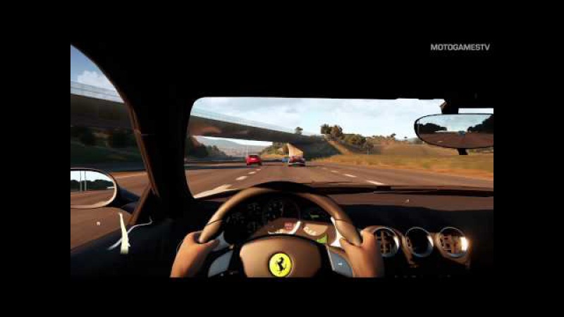 Forza Horizon 2 - Ferrari 575M Maranello Gameplay