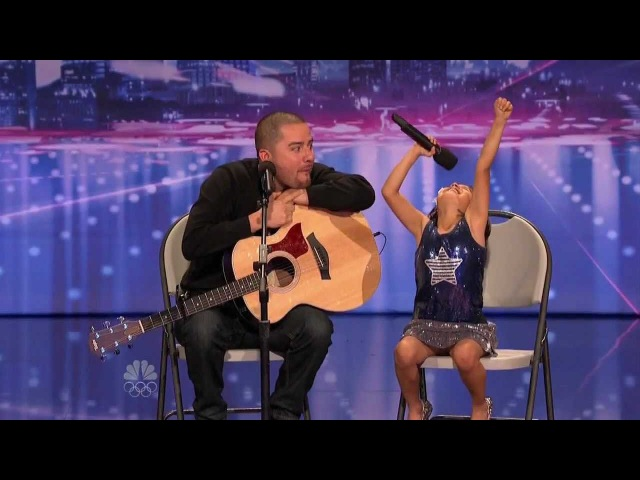 Alexa's Narvaez personality shines on America's Got Talent auditions