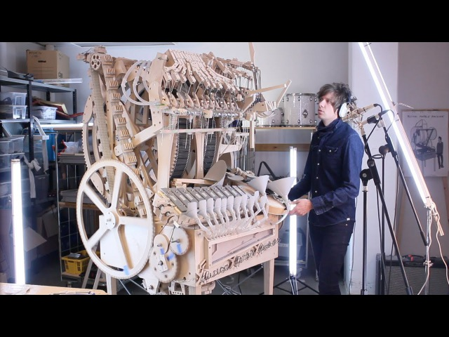 Wintergatan - Marble Machine.