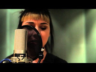 An Evening With The Audio-Technica AT5040 : Natalie McCool