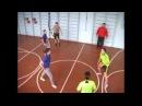 Виїздна зустріч шкільної жіночої команди з баскетболу - ч. 1