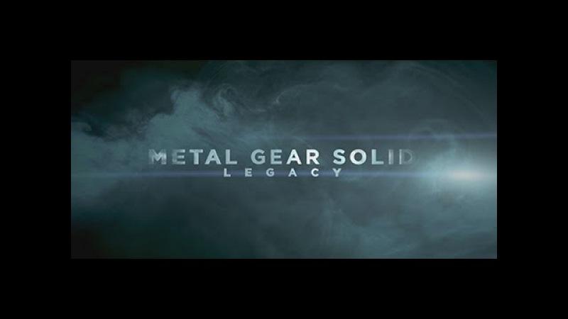 Metal Gear Solid Legacy HD 1080p (Русские субтитры)