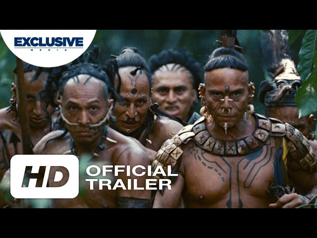 Apocalypto - HD (Trailer)