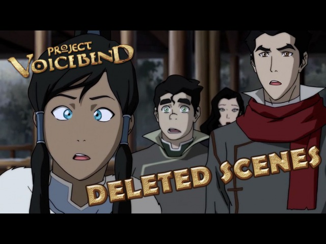 Deleted Scenes (EP 10 1112) - Project Voicebend