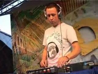 DJ Garry Goodman @ Open-air Dfm (Pskov)