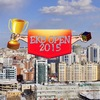 EKB OPEN 2015 Екатеринбург 10-11 января