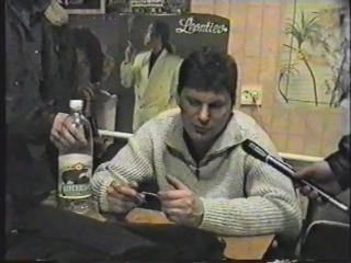 Юрий Клинских (Хой) - Интервью с концерта в г. Харьков (Украина)