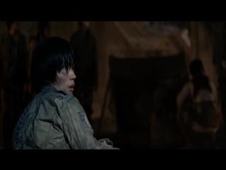 Атака Титанов . Фильм первый : Жестокий мир ( обзор ) vol.2