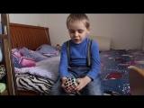 Первое обучающее видео от Артема -