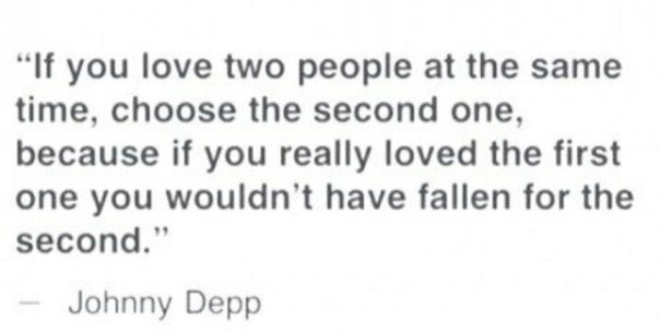 если ты влюбился: