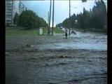 Злива у Харков  29.06.95р. (частина 1)