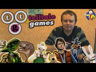 ТОП-5 - Лучшие игры студии Telltale Games (ПЕКАРНЯ #3)