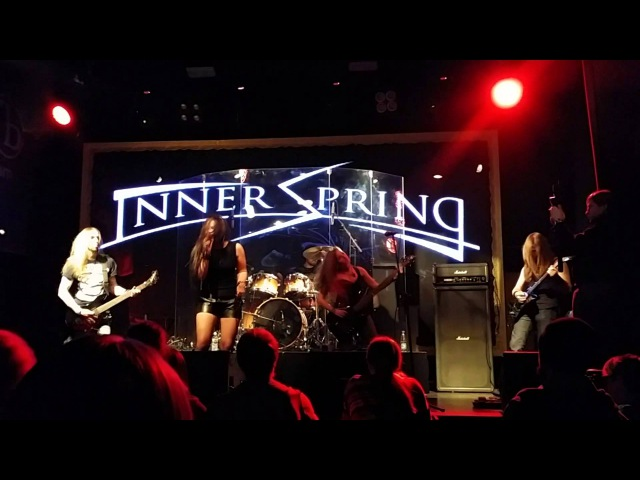 Inner Spring - Too young to fall in love (Motley Crue cover)