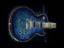 Slow Rock Blues Backing track in A minor