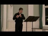 J.S. Bach: Prelude from the E-major violin partita