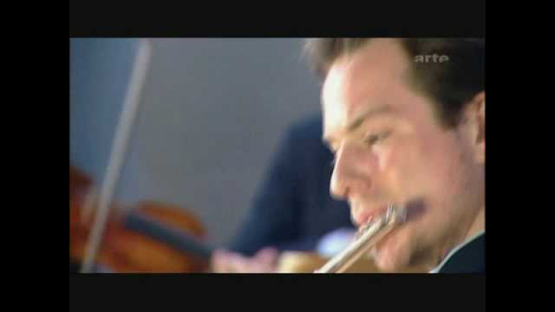 EMMANUEL PAHUD - Minuet Badinerie from Bach's Suite BWV 1067