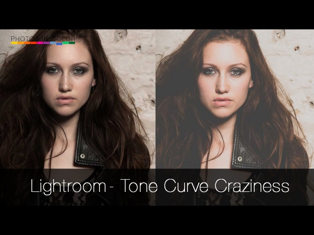 Lightroom Tutorial 3 - Tone Curves explained and how you can Get Creative