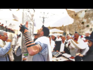 Naftali Kalfa ft Shlomo Katz - Zion נפתלי כלפה מארח את שלמה כ