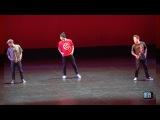 SKILL BRAT RENEGADES (Kid David, Casper &amp Luigi) City Dance Spring Onstage 2014