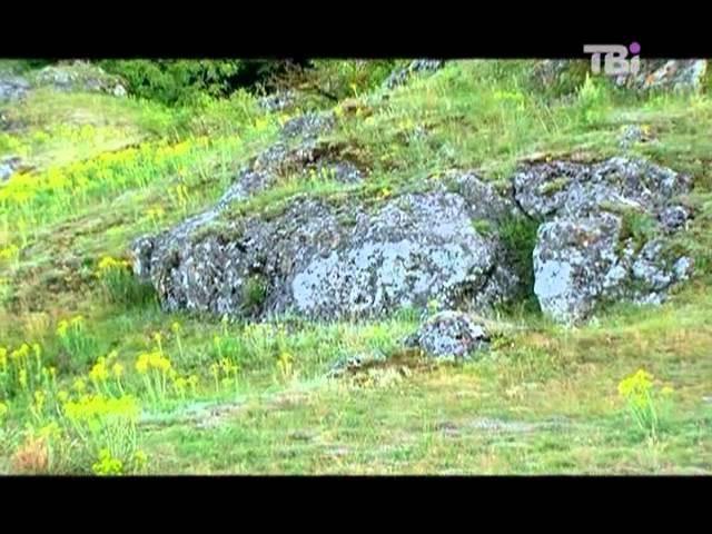 Сім природних чудес України. Подільські Товтри