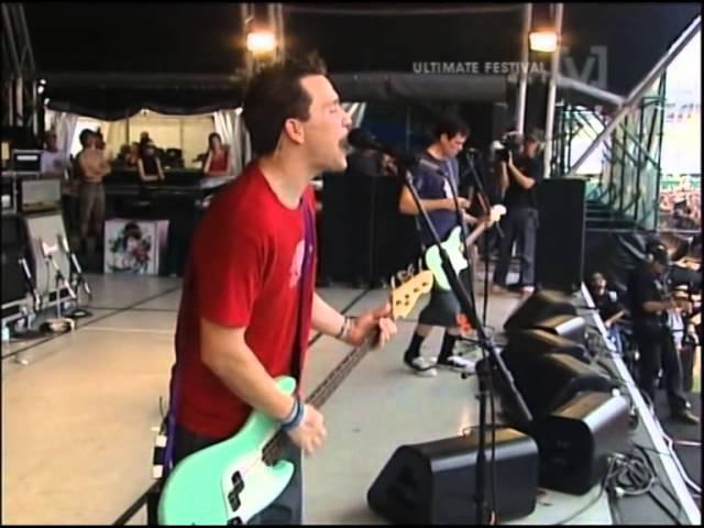 Blink-182 - Dammit (Sydney Big Day Out 2000)