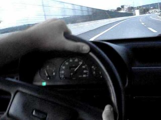 Uno EP 1.0 andando a 190km/h - Motor FIASA original 58cv
