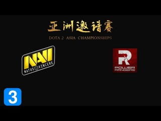 Highlights Natus Vincere vs PowerRangers Game 3- Dota 2 Asia Championship 2015