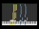 The Cat Empire - The Lost Song (OST Кухня) | Piano Tutorial