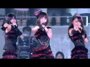 HD 島崎遥香 木﨑ゆりあ 東李苑 黒い天使 AKB48 札幌ドームLIVE Kuroi Tenshi SKE48 木崎ゆり 1235