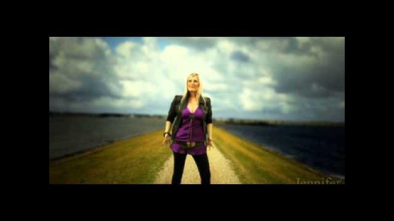 Das Supertalent - Jennifer Pacha - die neue Helene Fischer? - Das Video: Ich flieg mit dir
