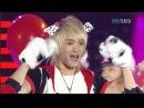 061112 TVXQ Balloons live @SBS Love Cocert