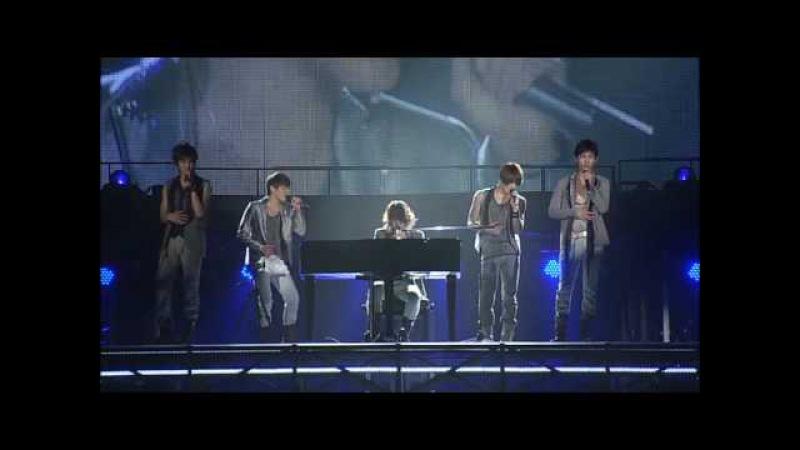 TVXQ 『BEGIN』 @東京ドームFINAL
