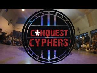 Breaking Battle | Bboy Kamil Vs Bboy Jatin | Conquest Cyphers 2015 [#BD_VIDEO]
