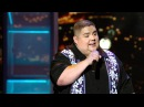 E-glesias with a I - Gabriel Iglesias from my Im Not Fat... Im Fluffy comedy special