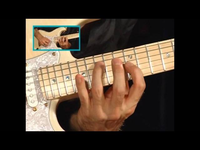 Richie Kotzen Guitar Licks/lesson - Part 1