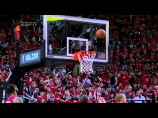 Top 10 Plays of the Night | April 25, 2015 | NBA Playoffs