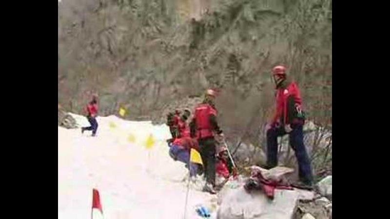 Спасение в горах