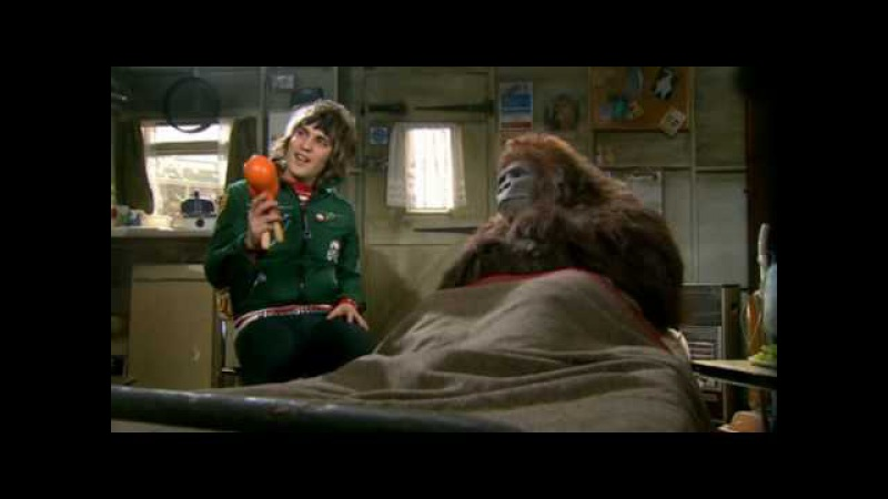 The Mighty Boosh - Vince and Bollo's Song