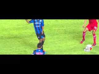 Ronaldinho vs Toluca (26/09/2014) | Queretaro vs Toluca 1-1 HD