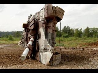 Улетный танковый дрифт О_О Танковый биатлон 2015