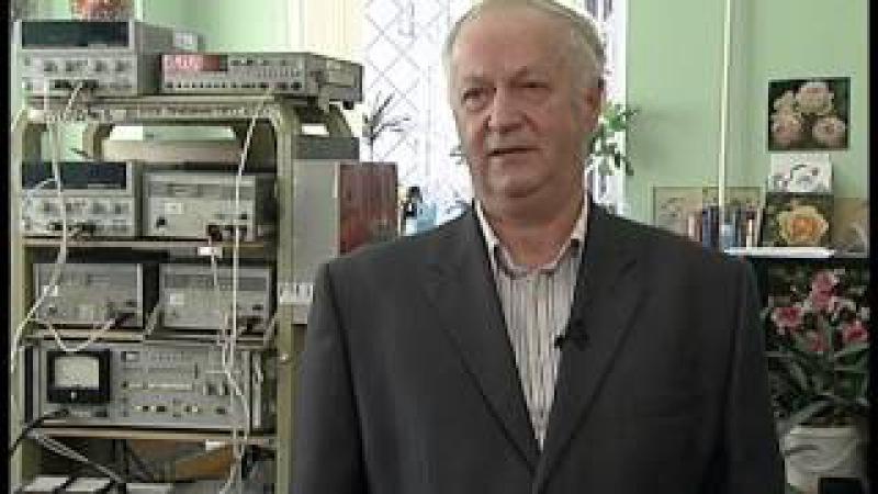 Андрей Викторович Кустов, разработчик магнитофона Электроника-004