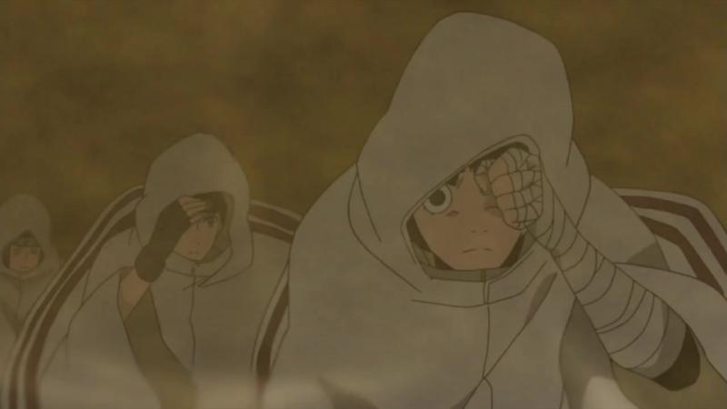 SHIZA Наруто 2 сезон Ураганные хроники Naruto Shippuuden TV2 410 серия NIKITOS 2015 Русская озвучка