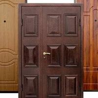 металлическая входная дверь с установкой г озеры