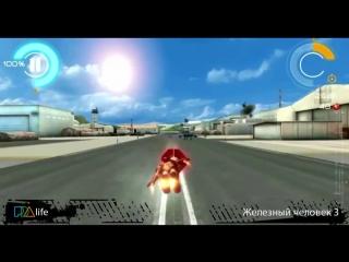 Железный человек 3 (видео обзор игры на андроид)