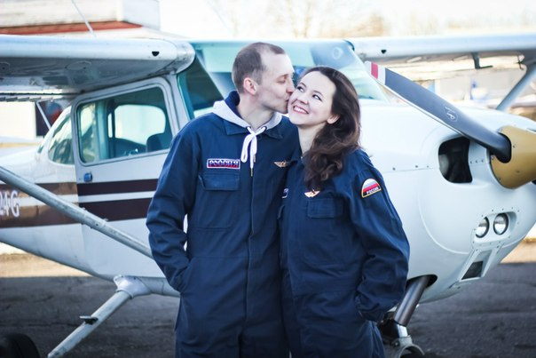 Авиаклуб PiterPolet - прогулка на самолете Cessna 172