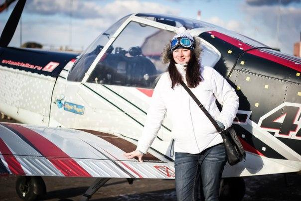 Высший пилотаж на самолете - авиаклуб PiterPolet